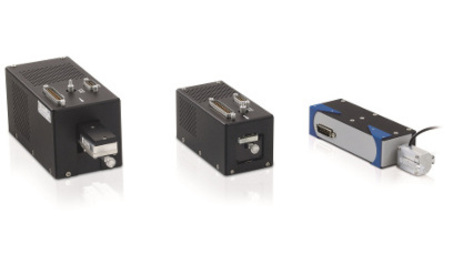 [Translate to Korean:] Three variants of the compact PIMag® Voice Coil linear drives